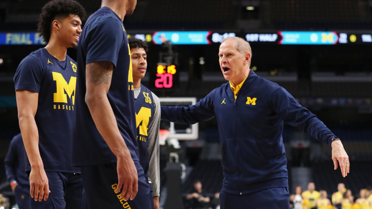 John Beilein tells reporters he's working on contract extension with Michigan