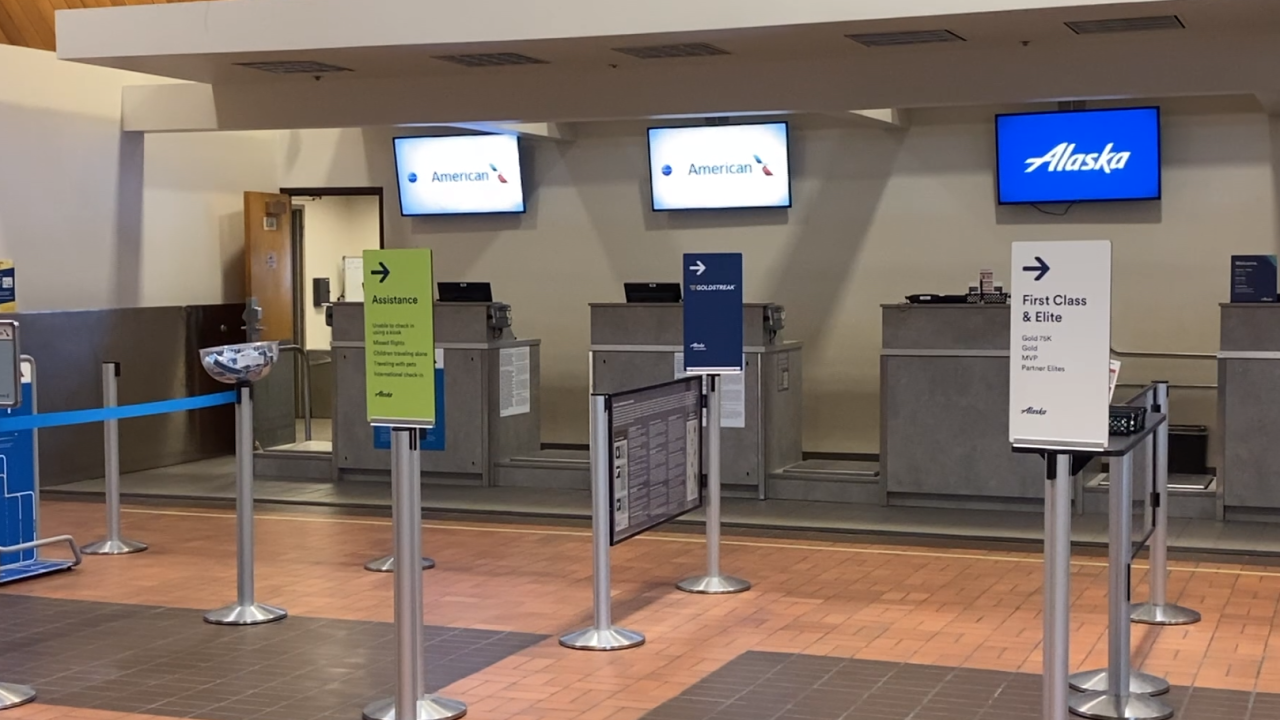 Missoula airport officials nervous about fall as airlines eye service, employee cuts