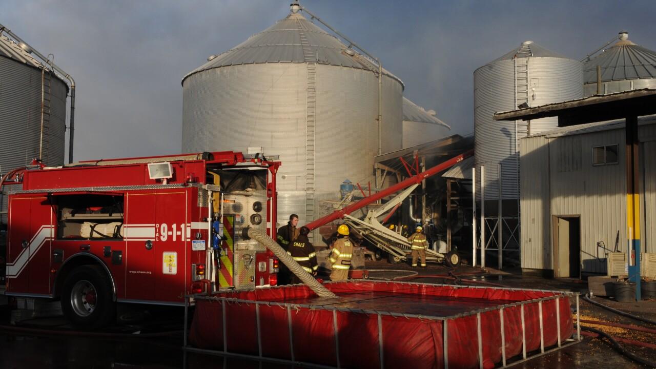 hamlin farm fire casco township 112819 6.JPG