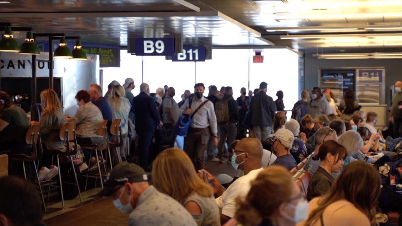 TIA Airport