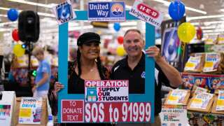 Operation SOS underway to ensure area kids are ready for school year