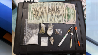Citrus County deputies find meth, cocaine and fentanyl outside a Family Dollar