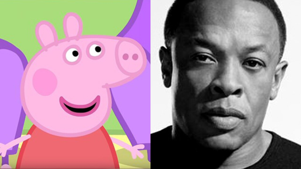 Hasbro strikes deal to buy Death Row Records, Peppa Pig owner for $4 billion