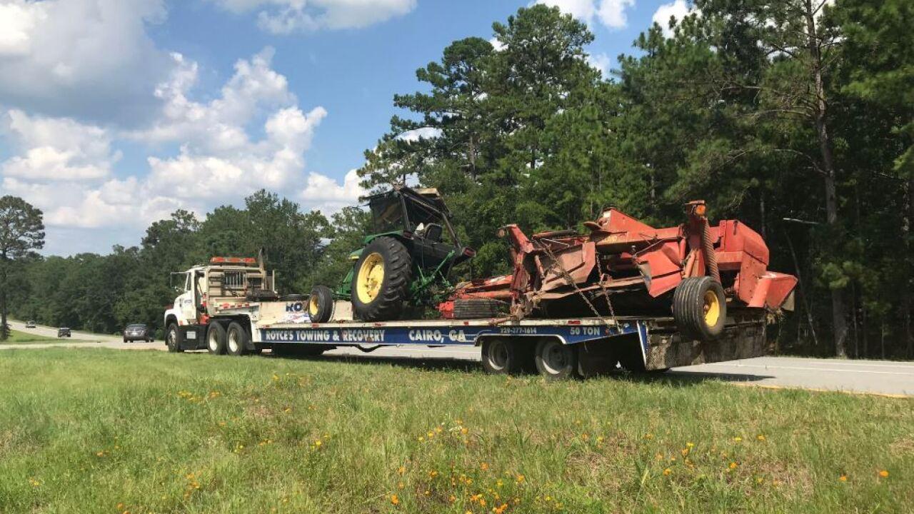 Propane truck leak forces evacuations, road closure on U.S. 319