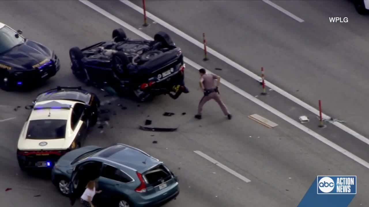 South Florida chase