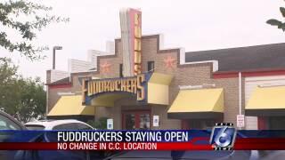 Local Fuddruckers not closing