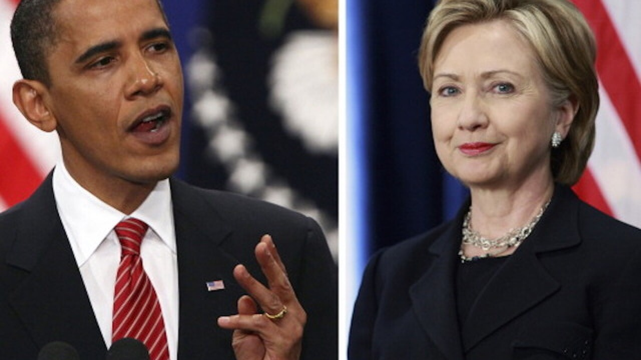 Obama formally endorses Hillary Clinton