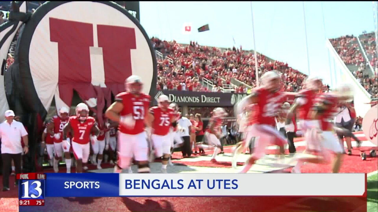 Utah football ends non-conference play 3-0 with victory vs. Idaho State,31-0