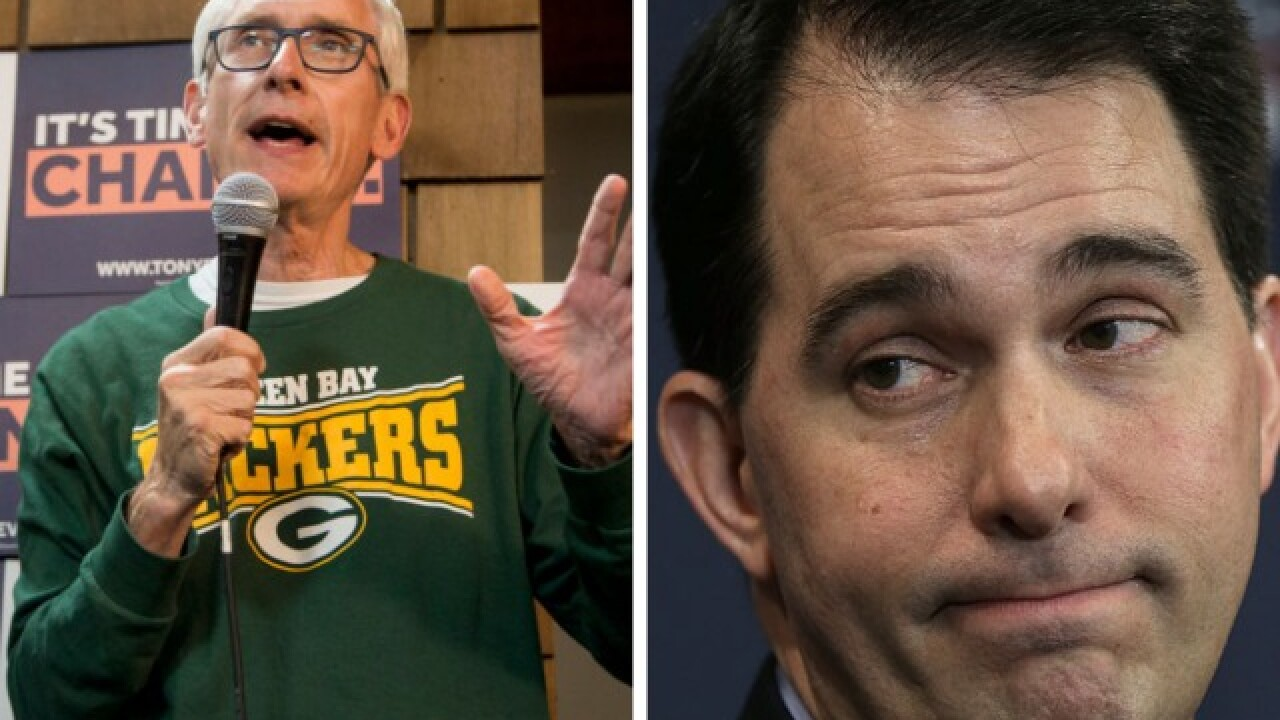 GOP-controlled state government in Wisconsin strips power from incoming Democrat governor, AG