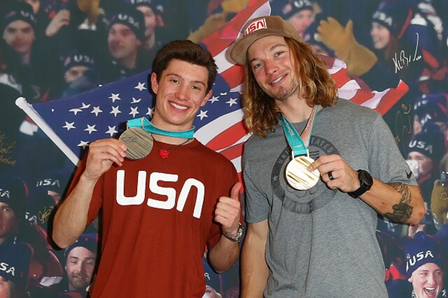 These are the Americans that have medaled at the 2018 Winter Olympics