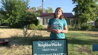 Chelsey Hutmacher, NeighborWorks Fundraising and Outreach Coordinator