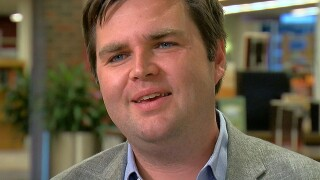 J.D. Vance 'kicking around' idea for next book
