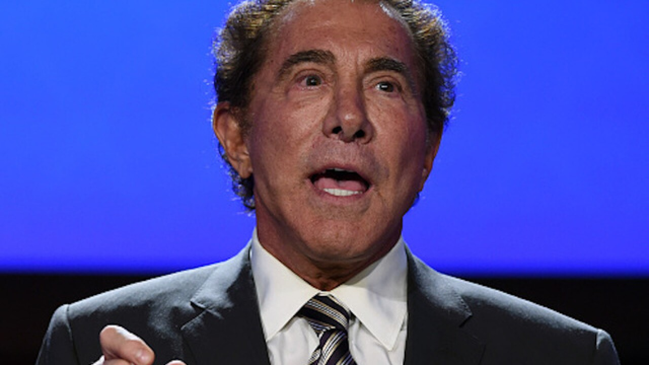 Steve Wynn not getting severance pay after resigning amid sexual abuse allegations