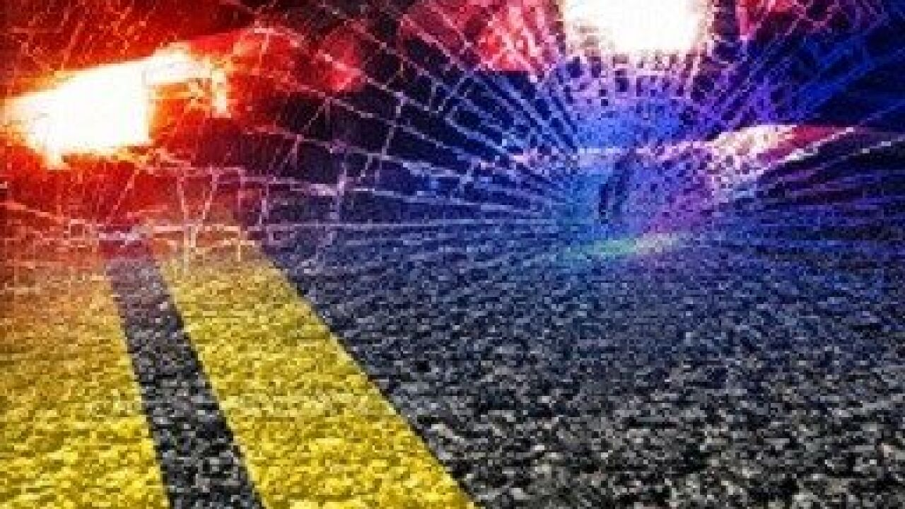 Motorcyclist hospitalized after crash identified