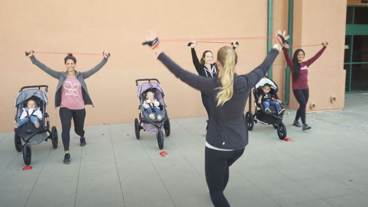 Fit4Mom Las Vegas is a pre and post natal fitness company for women at every stage of motherhood.