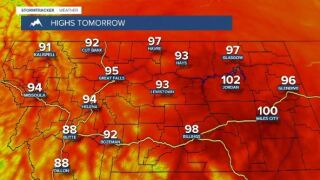 Hottest day of the year expected Wednesday