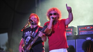 Sammy Hagar, Michael Anthony