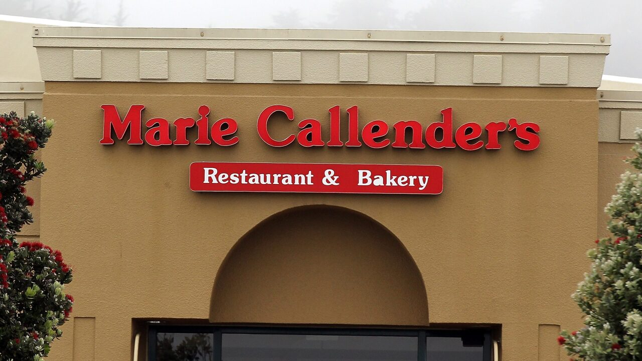 Perkins and Marie Callender's parent company is filing for bankruptcy and closing restaurants