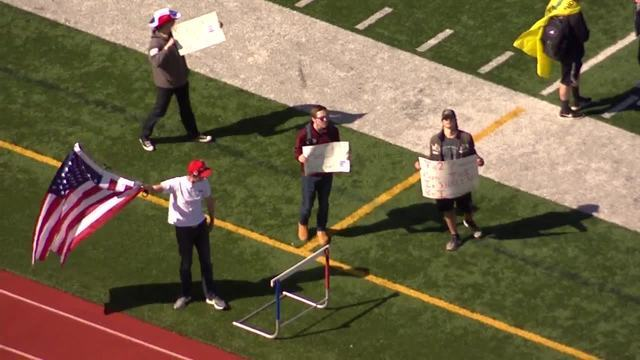 Photo gallery: Metro Detroit students walk out for stricter gun laws