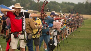 Archery at the 2018 Rocky Mountain State Games