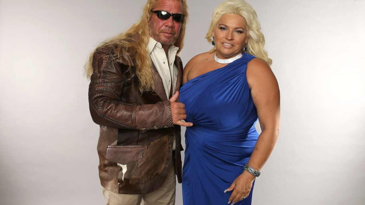 'Dog the Bounty Hunter' star Beth Chapman hospitalized