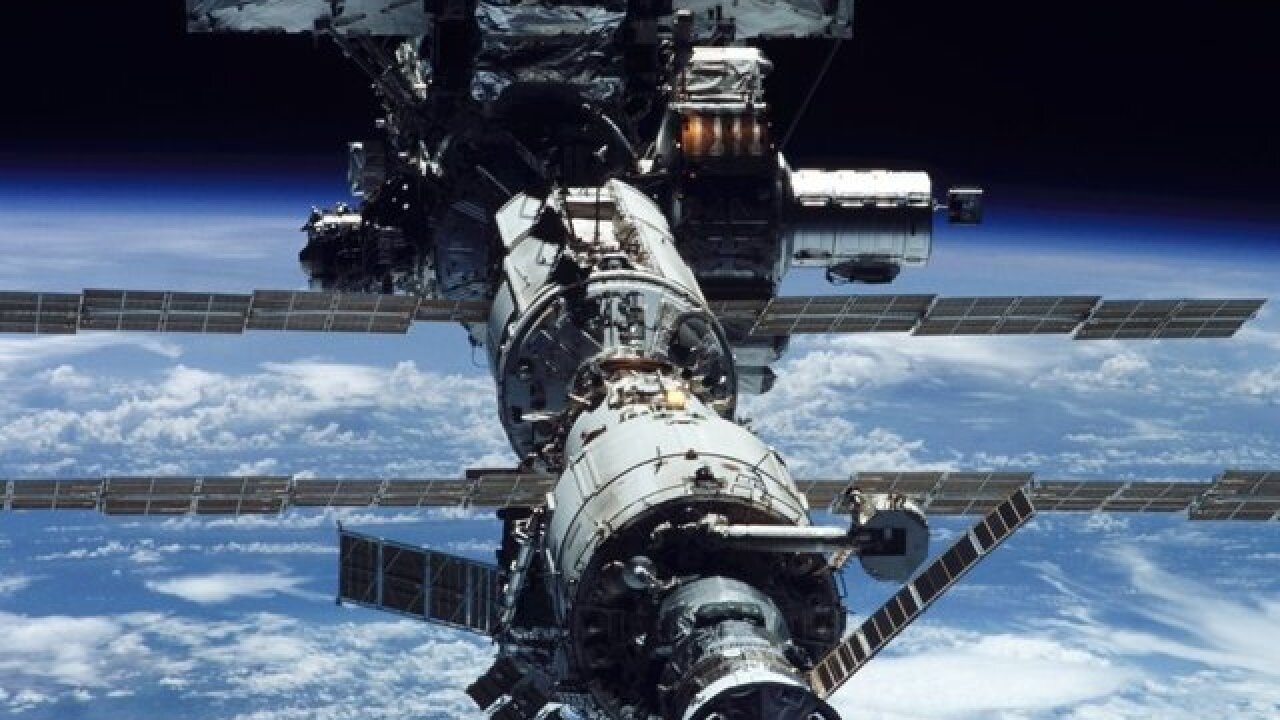 International Space Station leak is stable, Russian space agency says