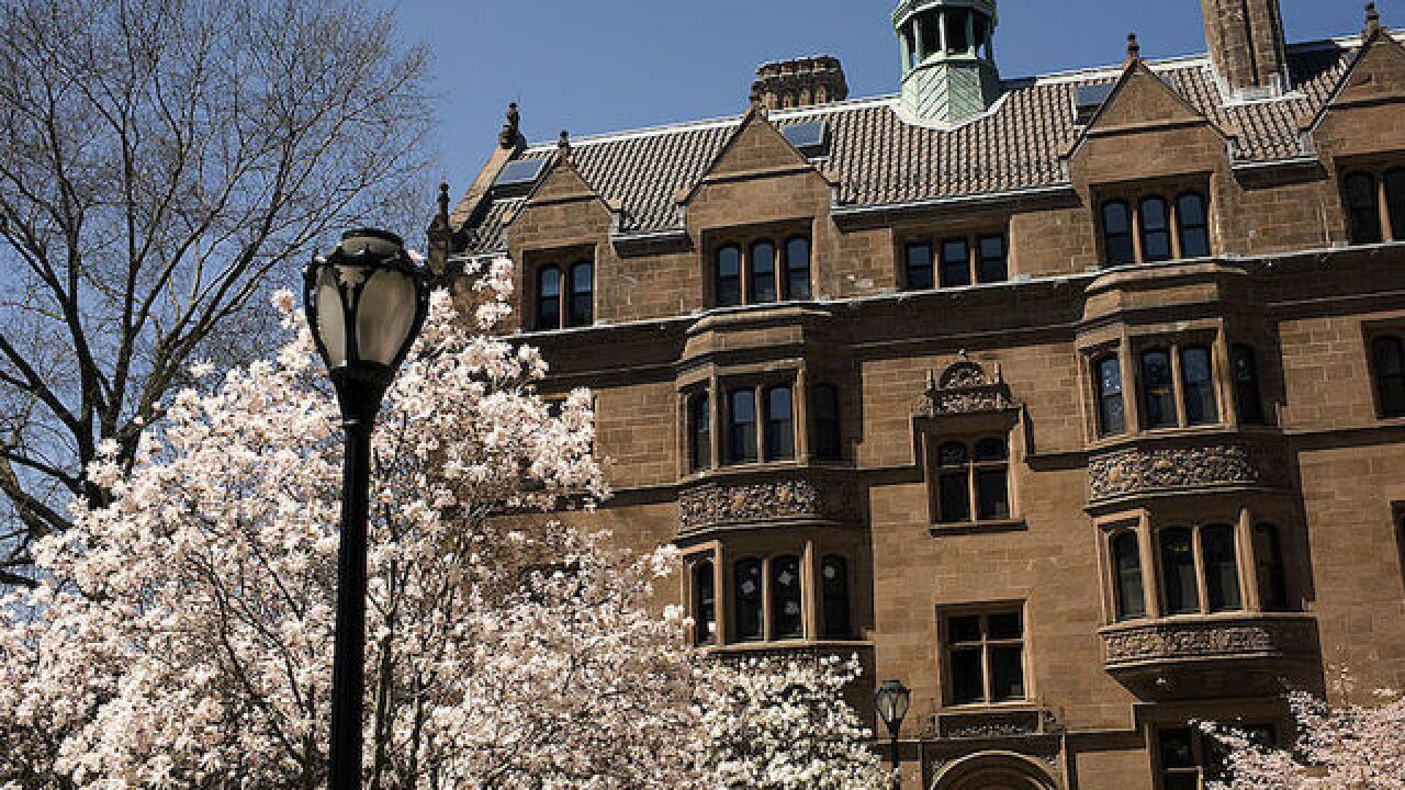 Don't (officially) call them freshmen! Yale to use gender-neutral terms