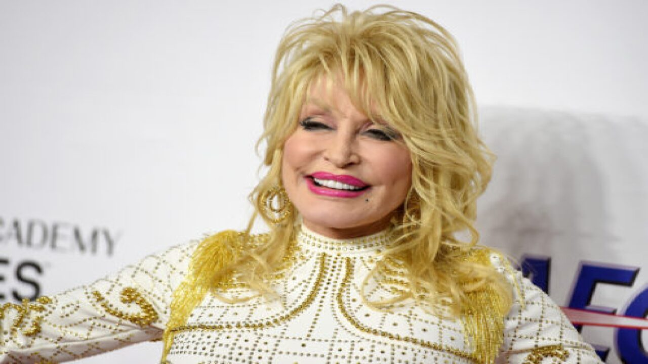 Tune Into A Virtual Dolly Parton Christmas Concert To Get Into The Holiday Spirit