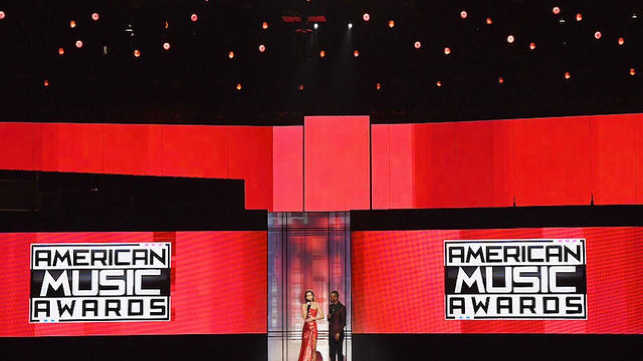 GALLERY: American Music Awards highlights