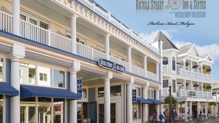 6 coolest things about Mackinac Island's hottest new hotel
