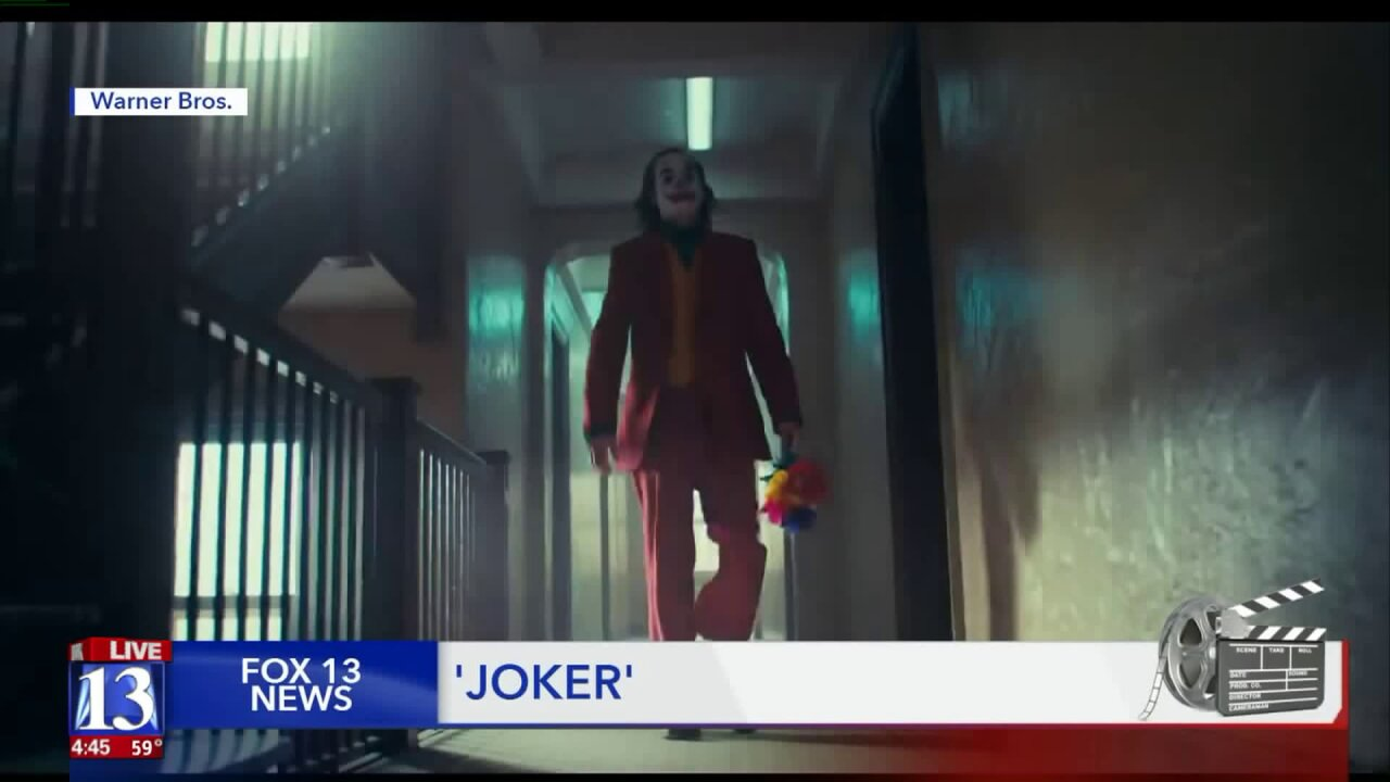 At the Movies: Rich reviews 'Joker'