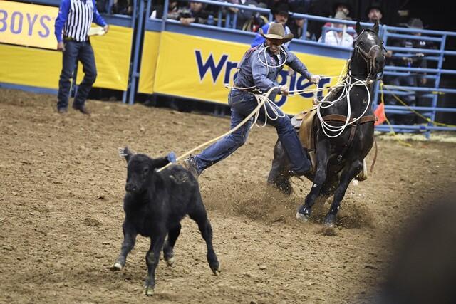PHOTOS: 2017 Wrangler National Finals Rodeo in Las Vegas