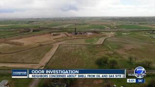 Broomfield oil odor