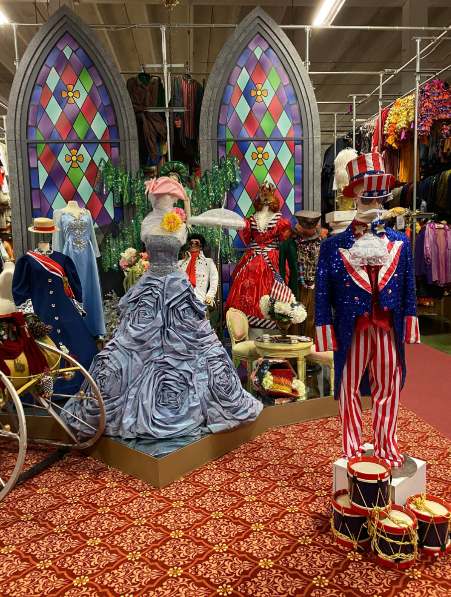 Costume World has been featured in Vogue, People, and The Today Show and has outfitted shows like Saturday Night Live.
