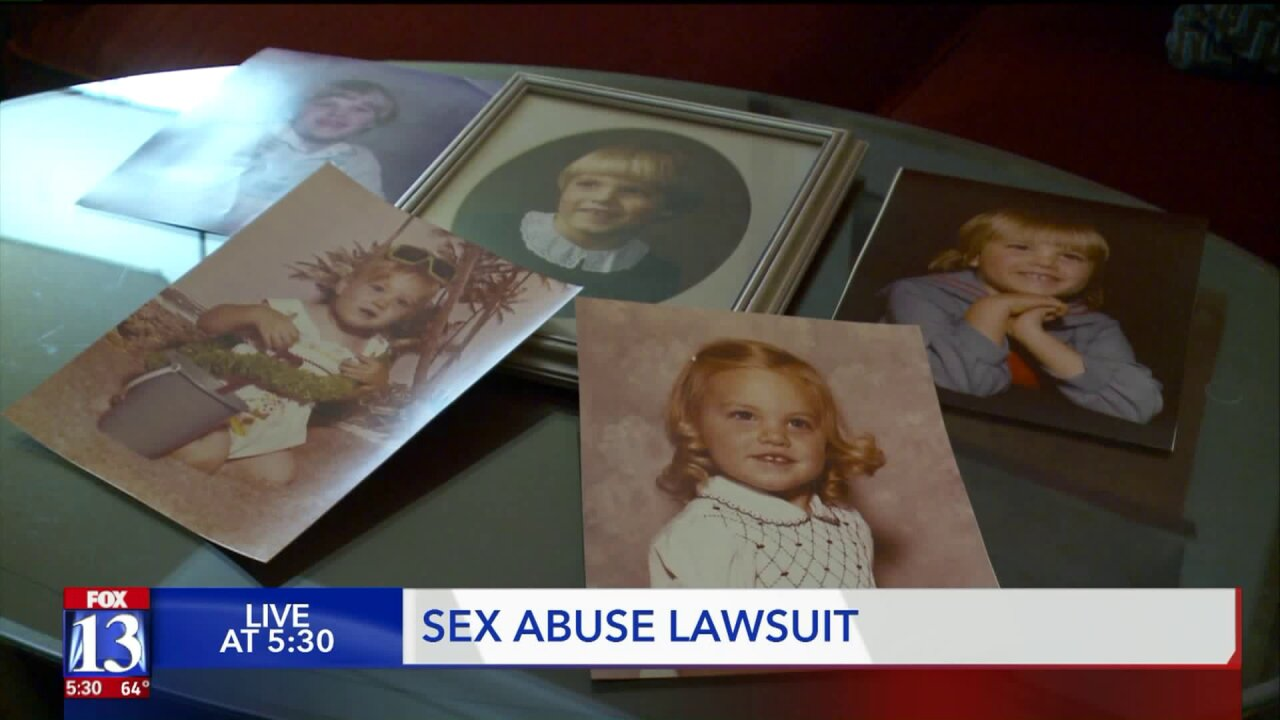 Lawsuit alleging sex abuse, cover up filed against family of LDS Church president