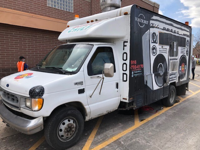 BurgerChief Truck