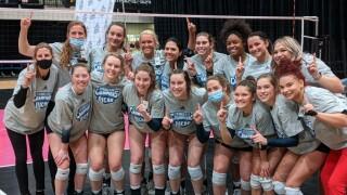 Johnson County Cavalier Volleyball