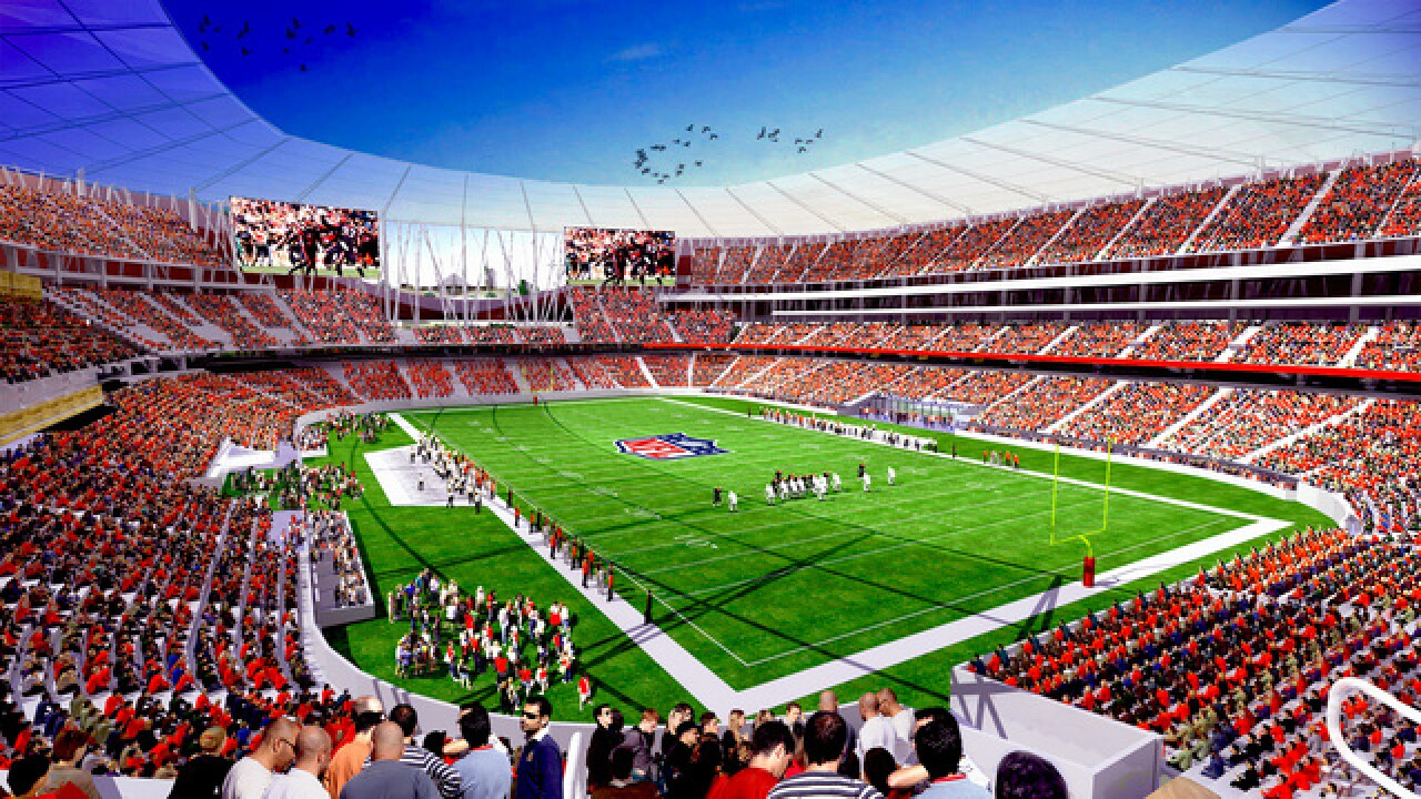 SDSU stadium plan factors in NFL possibility