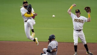 Rockies Padres Baseball