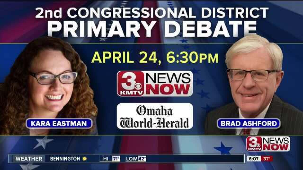 2nd district Democratic debate preview