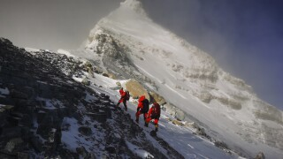 It's official, Mount Everest is taller according to joint Nepal-China measurement