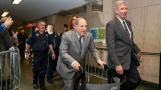 Harvey Weinstein tests positive for COVID-19 while in NY prison, reports say
