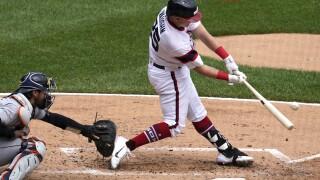 Andrew Vaughn Tigers White Sox Baseball