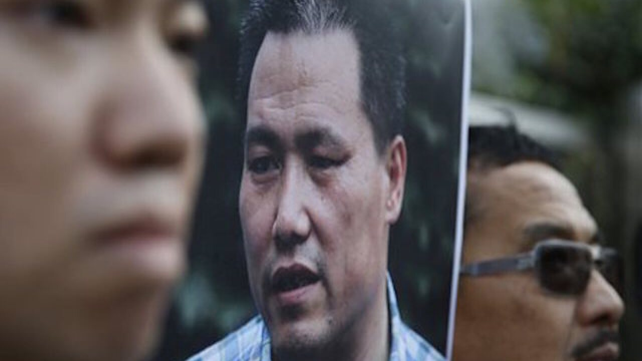 Chinese lawyer expected to be freed