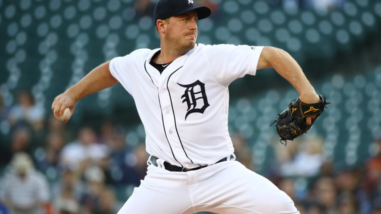 Zimmermann shines, Greene gives up two homers in Tigers loss to Rays