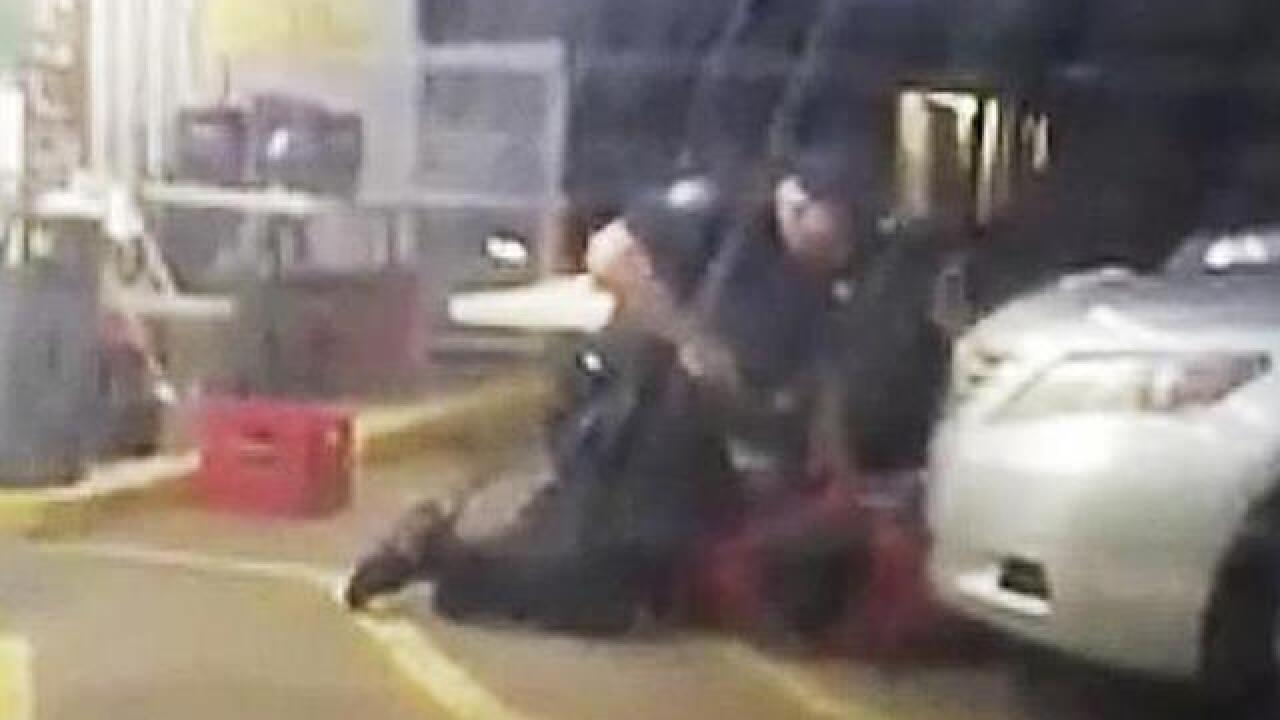 28-year-old cop fired fatal shots into Alton Sterling