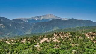 Pikes Peak Larry Marr