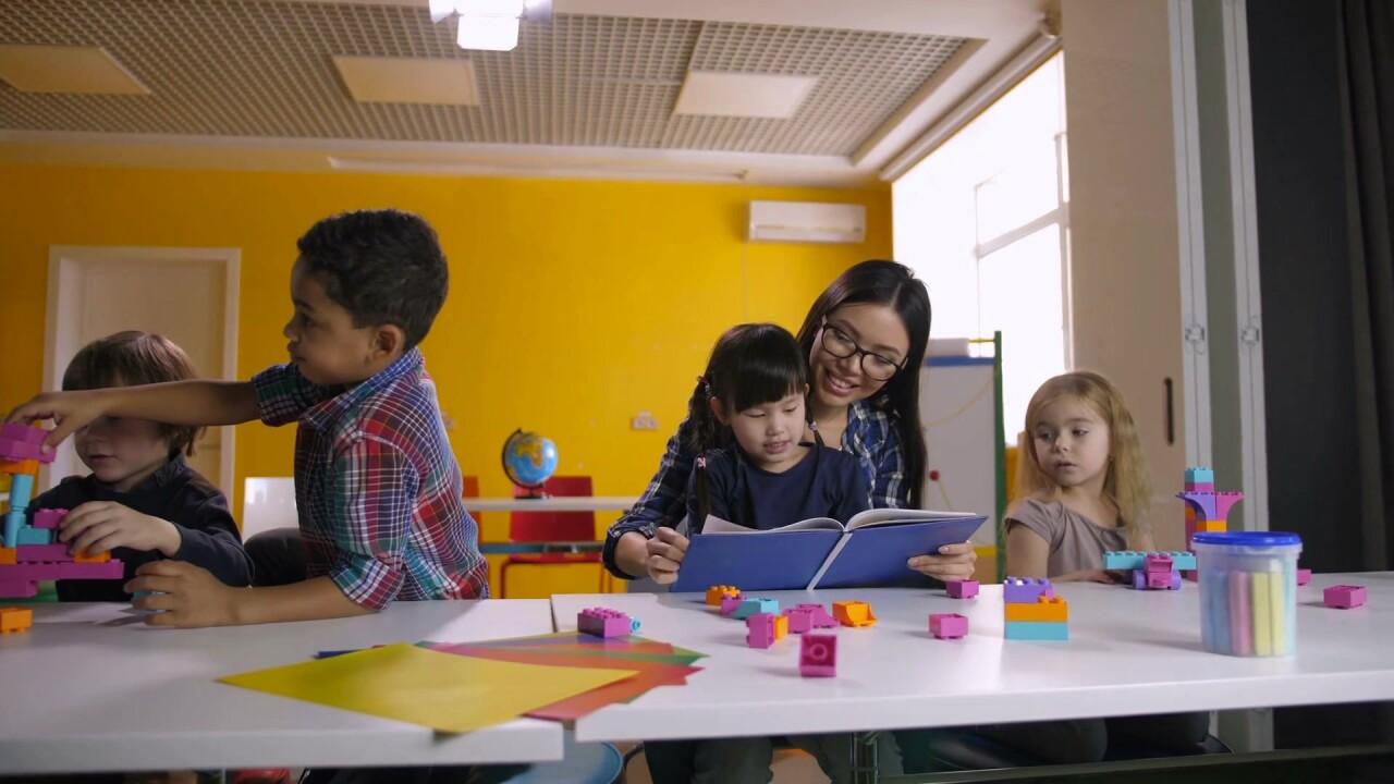 Kindergarten enrollment down at public school districts