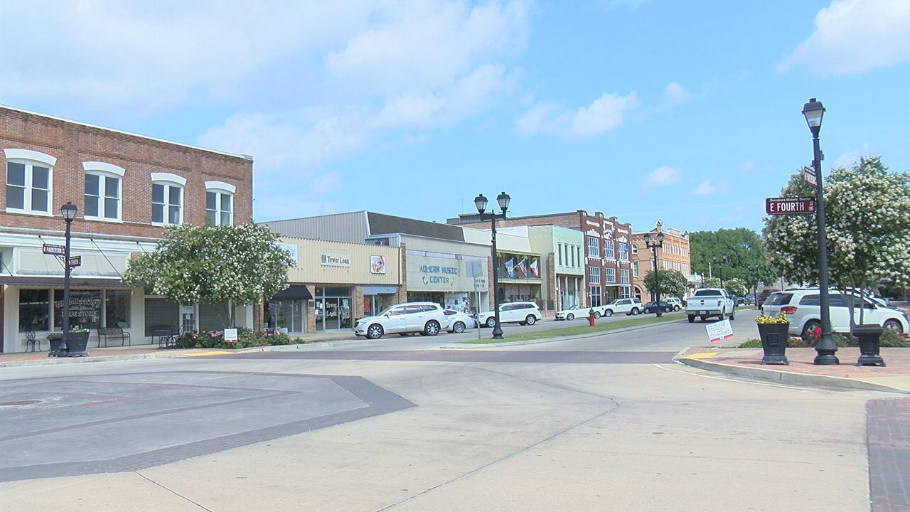 Crowley downtown