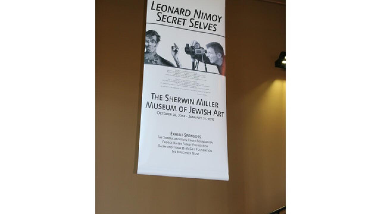 PICS: Leonard Nimoy exhibit